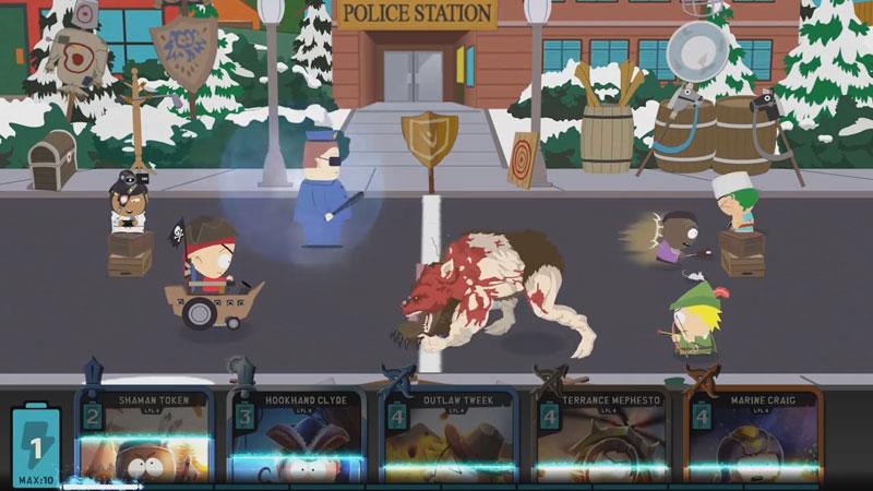 South Park: Phone Destroyer на андроид