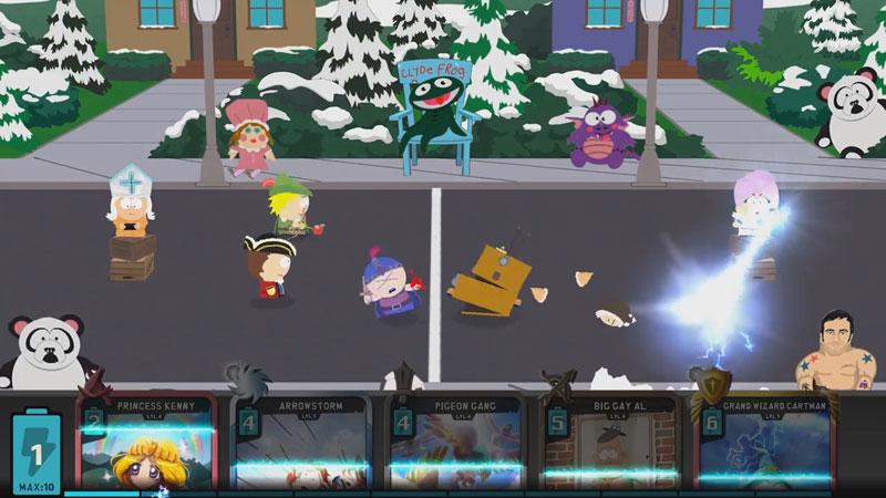 South Park: Phone Destroyer на телефон