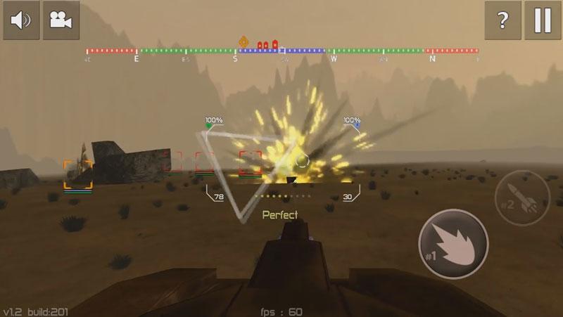 Tank Combat: Future Battles скачать