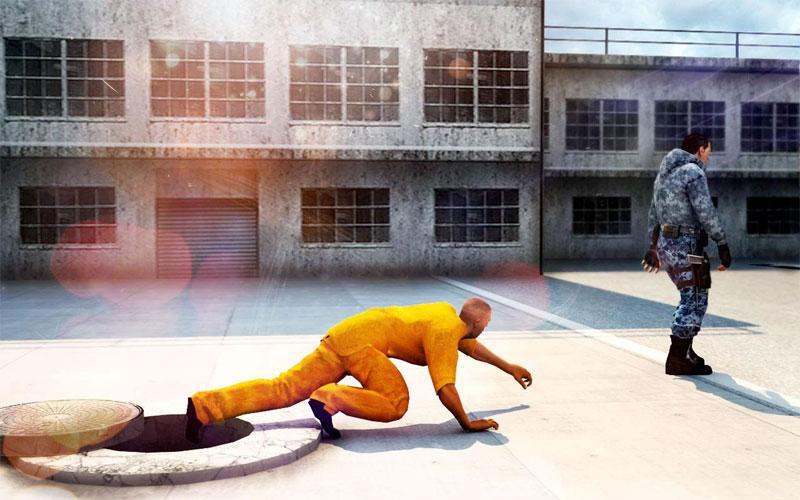 Выживший: побег из тюрьмы на телефон
