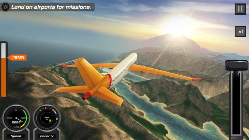 Бесплатный 3D-авиасимулятор скачать