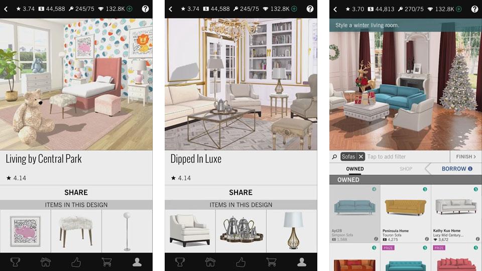 Design Home на андроид