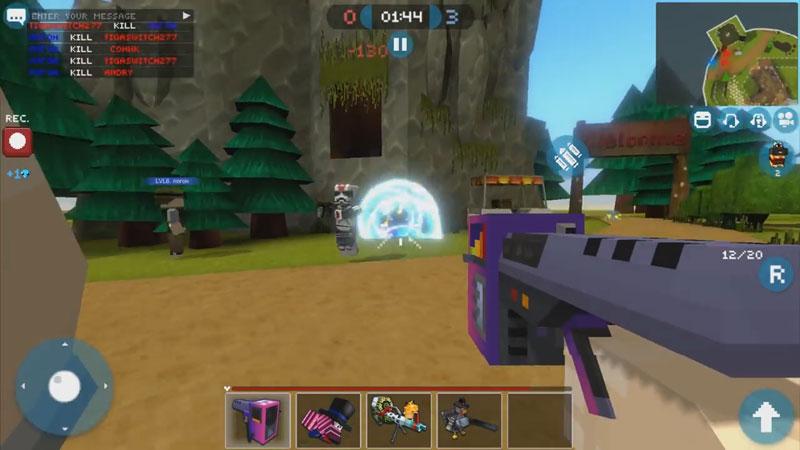 Mad GunZ на андроид