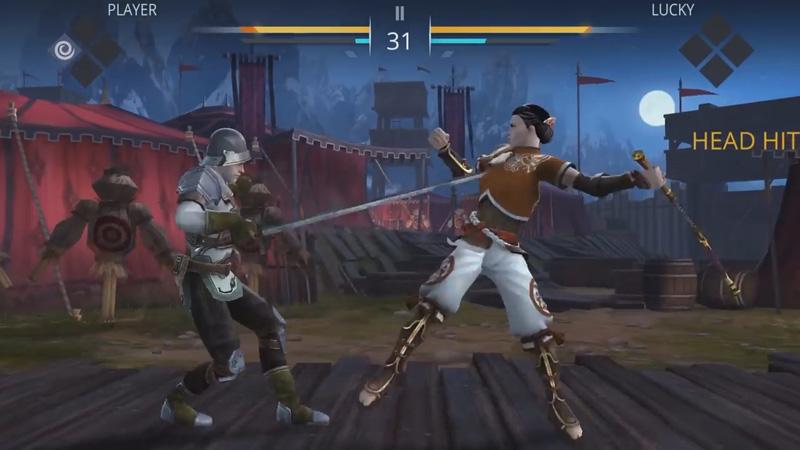 Shadow Fight 3 на андроид