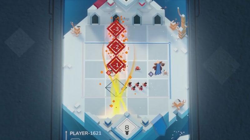 Stormbound: Kingdom Wars на телефон