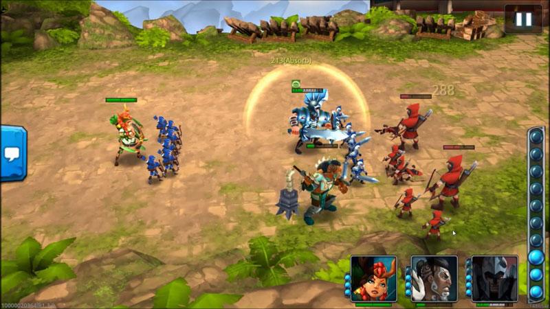 Wartide: Heroes of Atlantis скачать