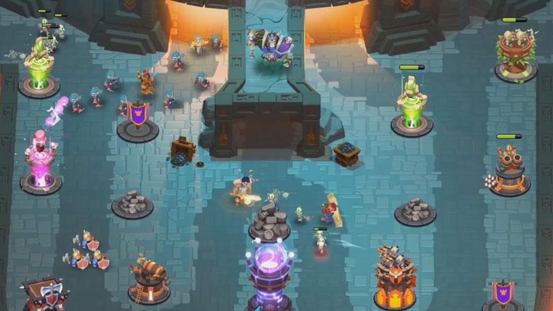 Игры Tower Defense или Защита Башен на Android, бесплатно скачать для