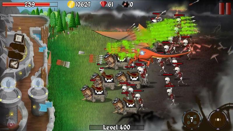 Grim Defender – Защита замка и башен скачать