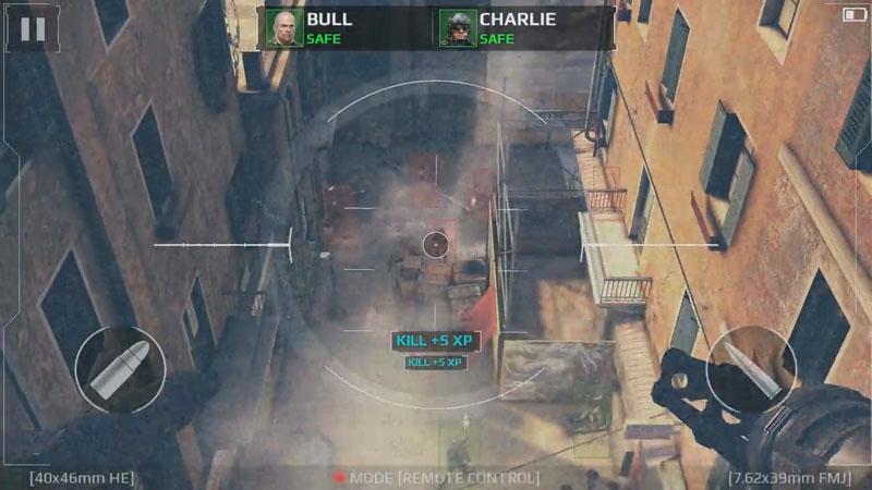 Modern Combat 5: eSports FPS на телефон