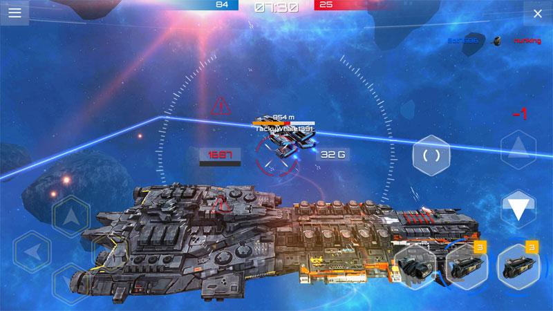 Planet Commander: Космические битвы на андроид