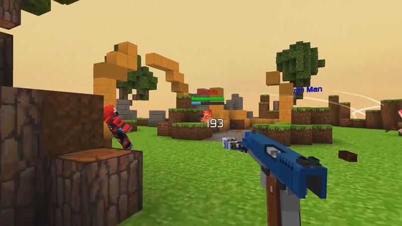 Craft Shooter Online на андроид