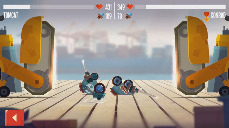Crash Arena Turbo Stars на телефон