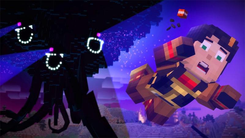 Minecraft: Story Mode скачать