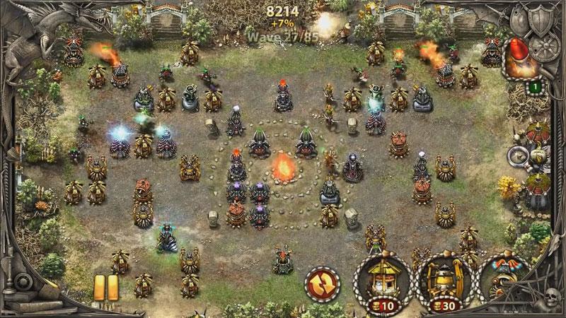 Myth Defense 2: Dark Forces скачать