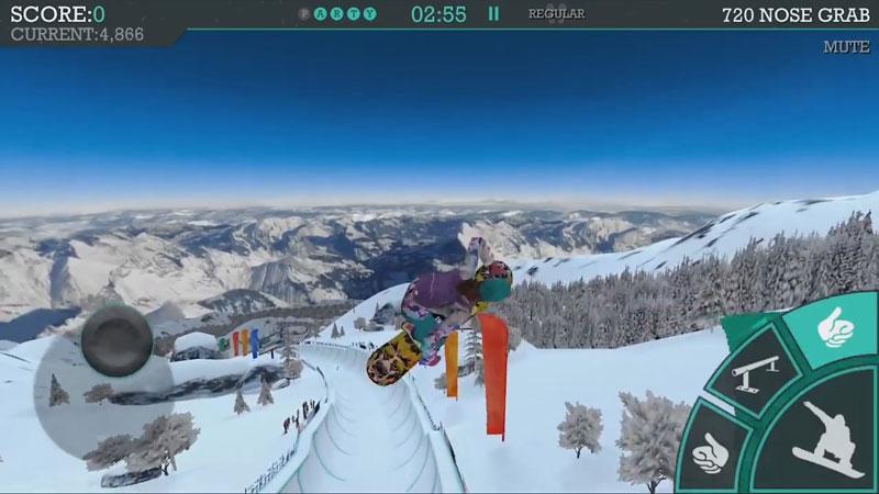 Snowboard Party: Aspen скачать