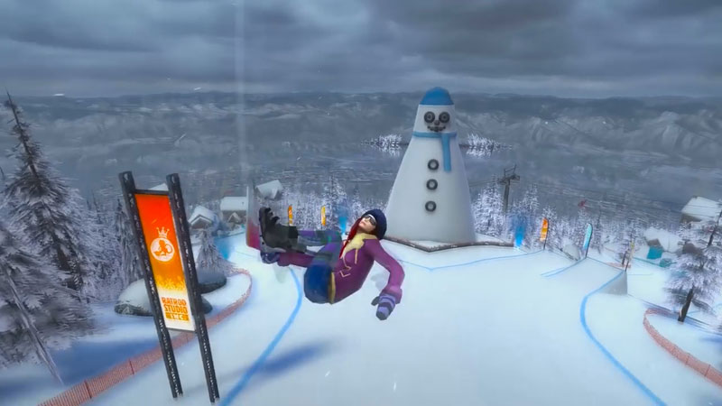 Snowboard Party: World Tour на телефон