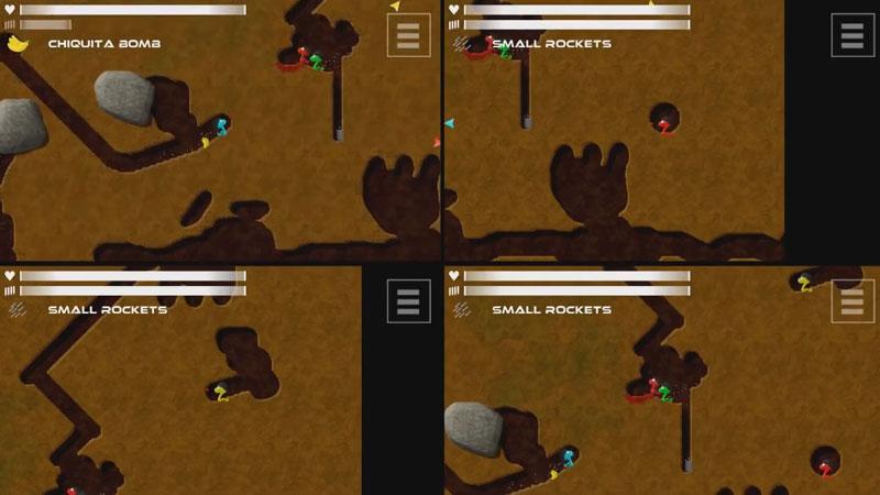 Annelids: Pocket battle скачать