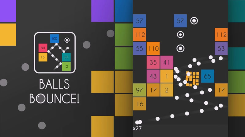 Balls Bounce на андроид