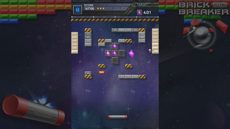 Brick Breaker Star на андроид