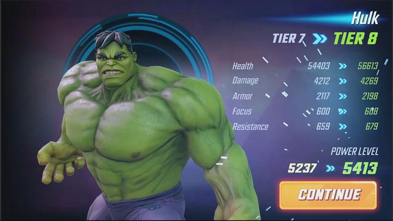 Marvel Strike Force на телефон