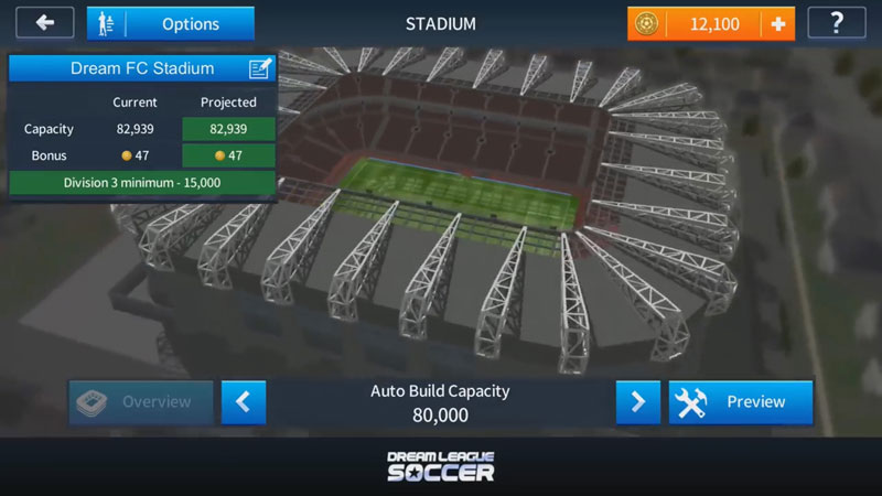 Dream League Soccer 2018 на телефон