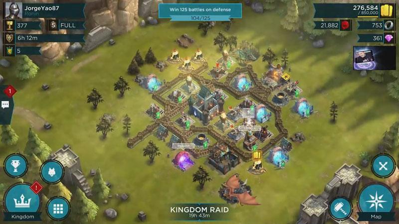 Противостояние Миров: Затерянный Город на андроид