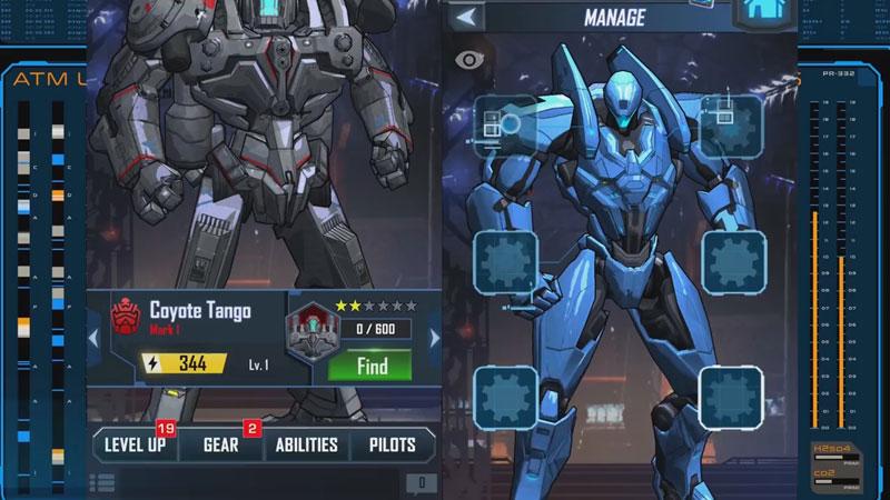 Pacific Rim: Breach Wars на андроид