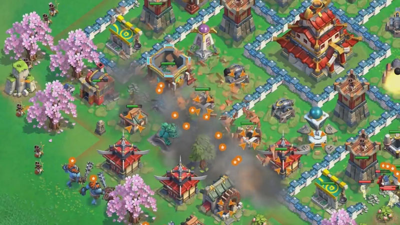 Samurai Siege 2018 на андроид