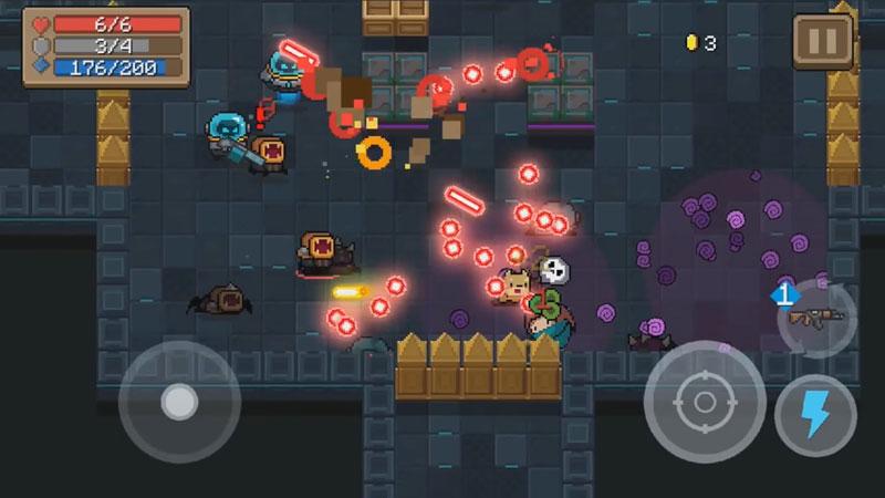 Soul Knight: Новая версия на андроид