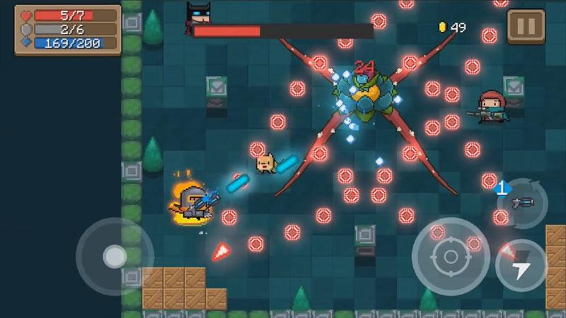 Soul Knight: Новая версия на телефон