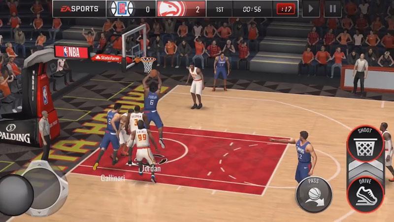 НБА: Баскетбол скачать