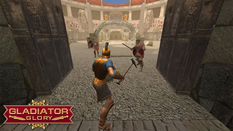 Gladiator Glory на андроид