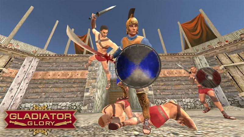 Gladiator Glory на телефон