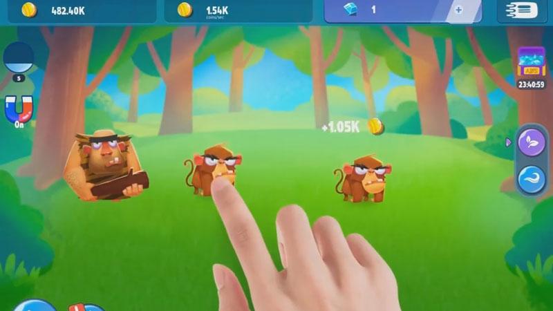 Эволюция Человека Кликер: Игра про Жизнь на андроид