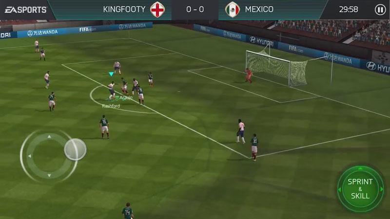 FIFA Футбол: FIFA World Cup на андроид