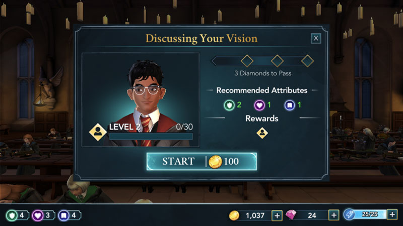 Harry Potter: Hogwarts Mystery на телефон