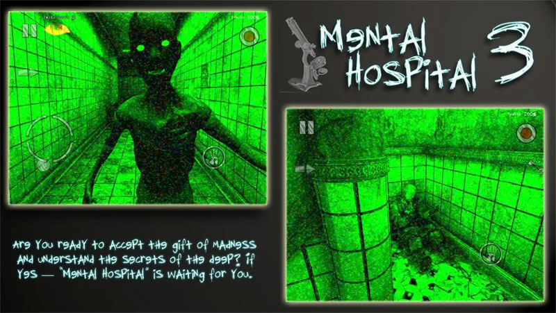 Mental Hospital III на андроид
