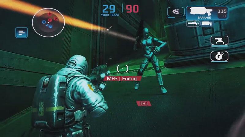 Shadowgun: Deadzone скачать