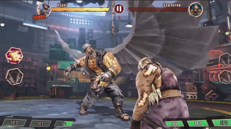 Zombie Fighting Champions на андроид