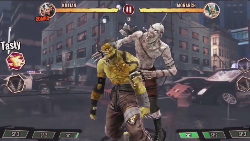 Zombie Fighting Champions скачать
