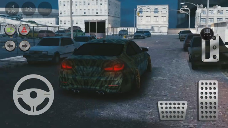 Real Car Parking 2 на телефон