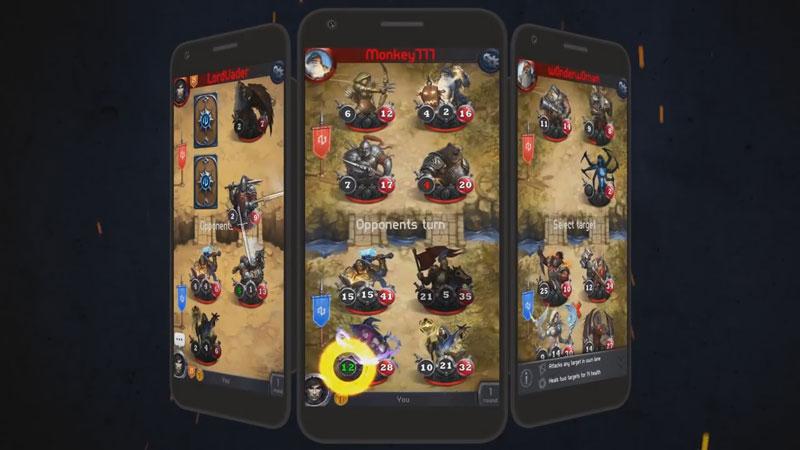 Card Heroes на андроид