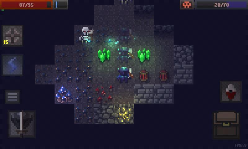 Caves на андроид