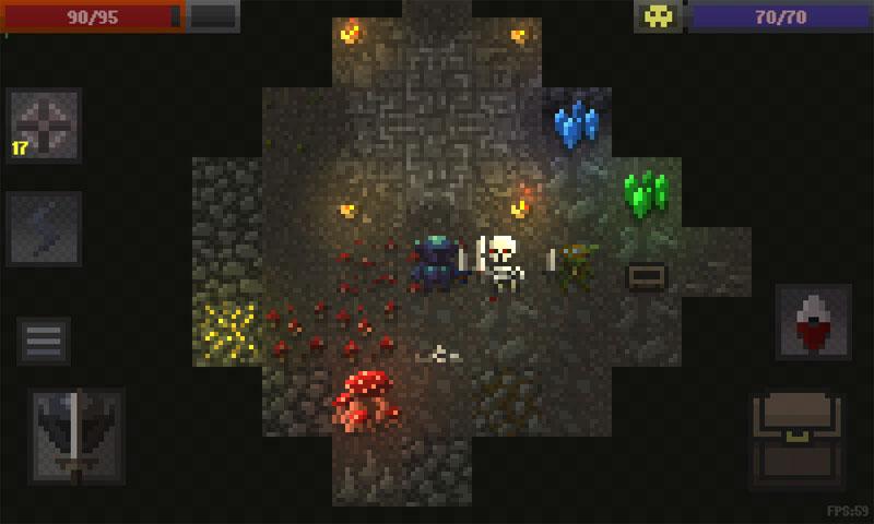 Caves на телефон