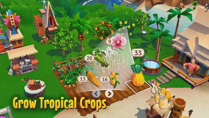 FarmVille: тропический остров скачать