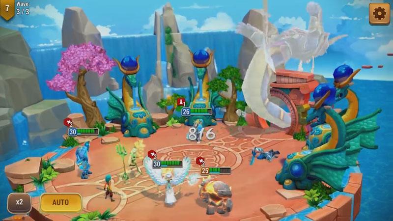 Might & Magic: Стражи стихий на телефон