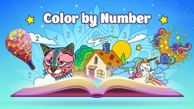 Картинки по номерам – раскраски онлайн на андроид скачать ...