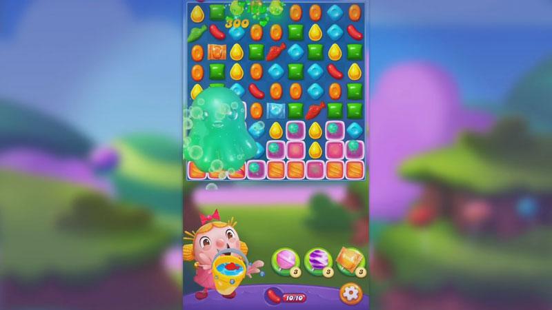 Candy Crush Friends Saga на андроид