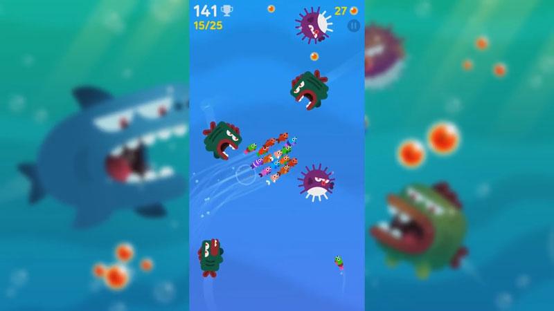 Fish & Trip на андроид