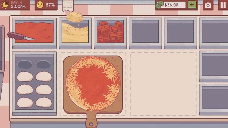 Хорошая пицца, Отличная пицца на андроид